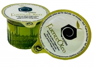 Caja de 160 tarrinas monodosis de 20 ml de Virgen Extra COSECHA TEMPRANA